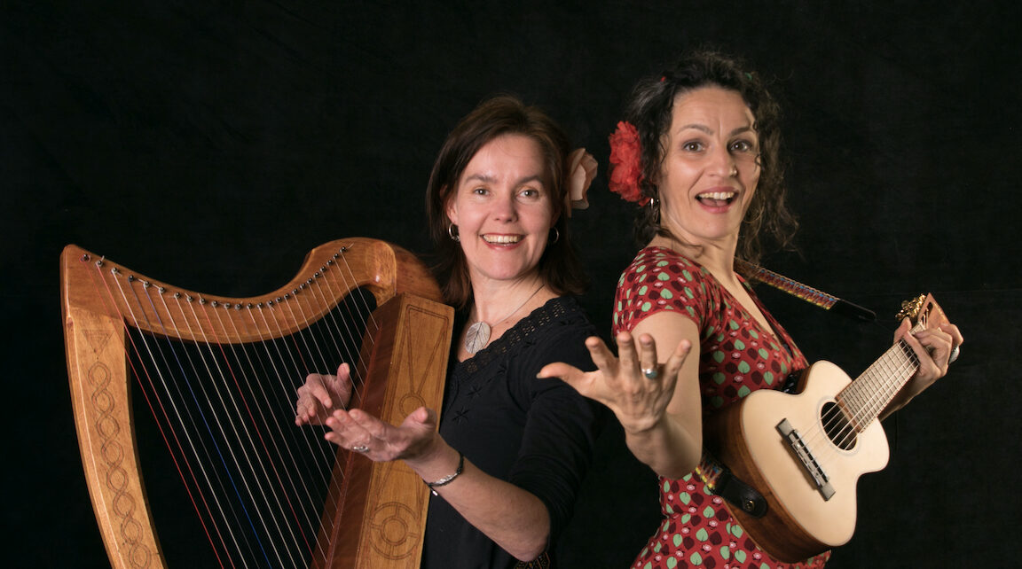 MON & Lisa harp and voice