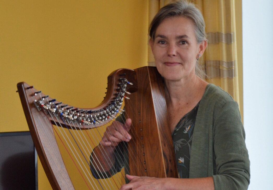 Harp in de zorg